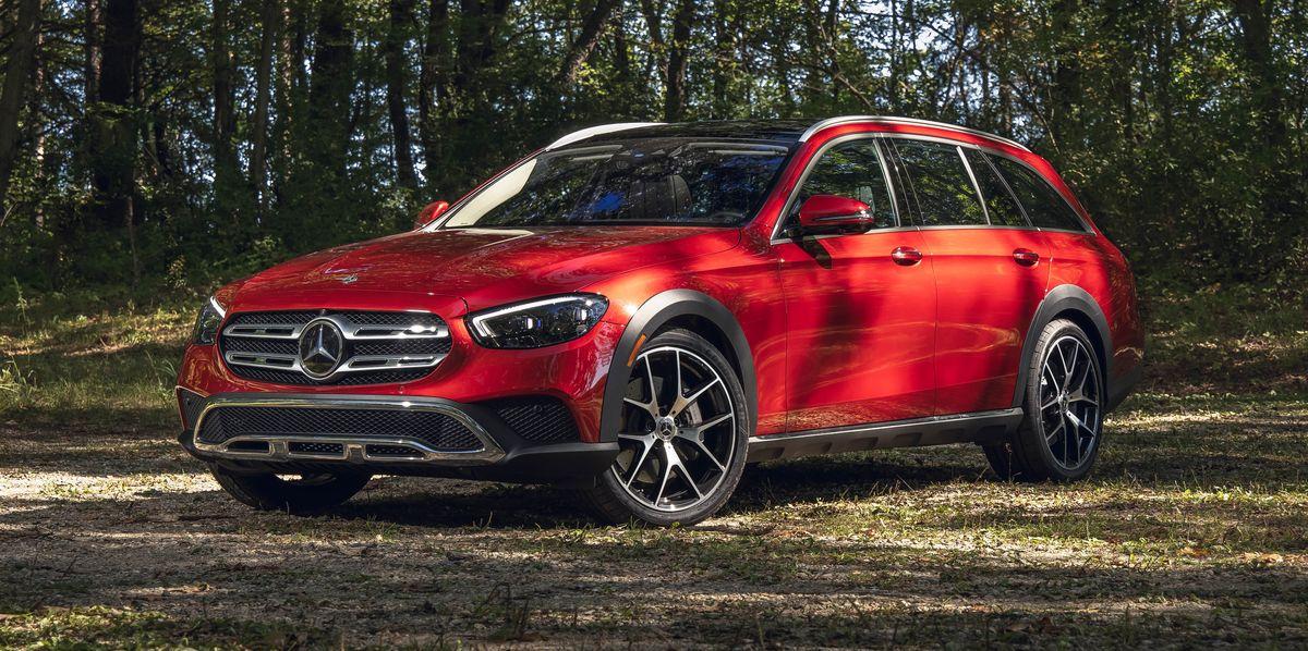 Examined: 2021 Mercedes-Benz E450 All-Terrain Is a ...