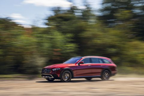 2021 mercedes benz e450 4matic all terrain