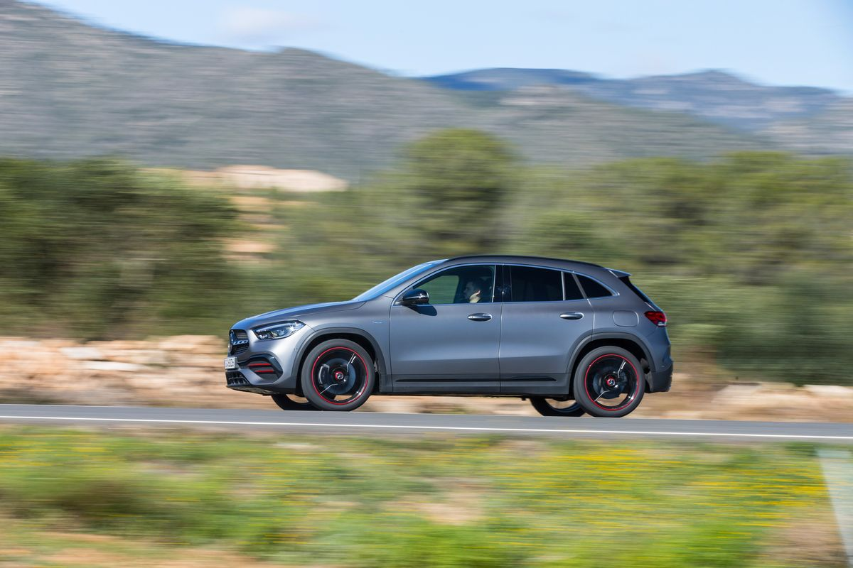 2021 Mercedes Benz Gla250 4matic Shows Real Growth