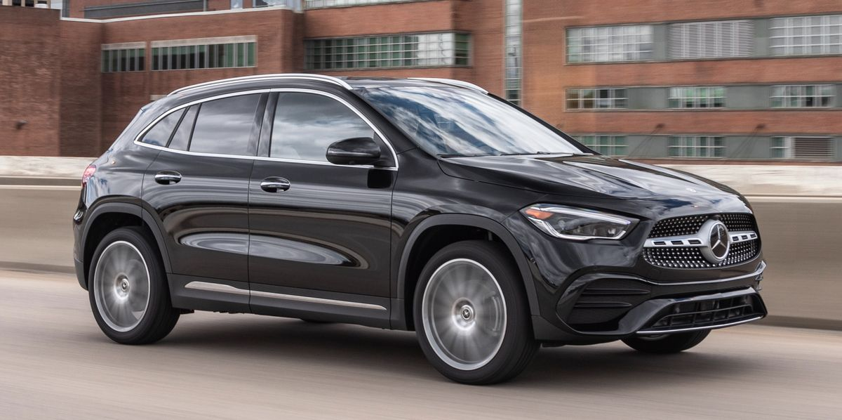 Tested 2021 Mercedes Benz Gla250 4matic Drops The Hatchback Act
