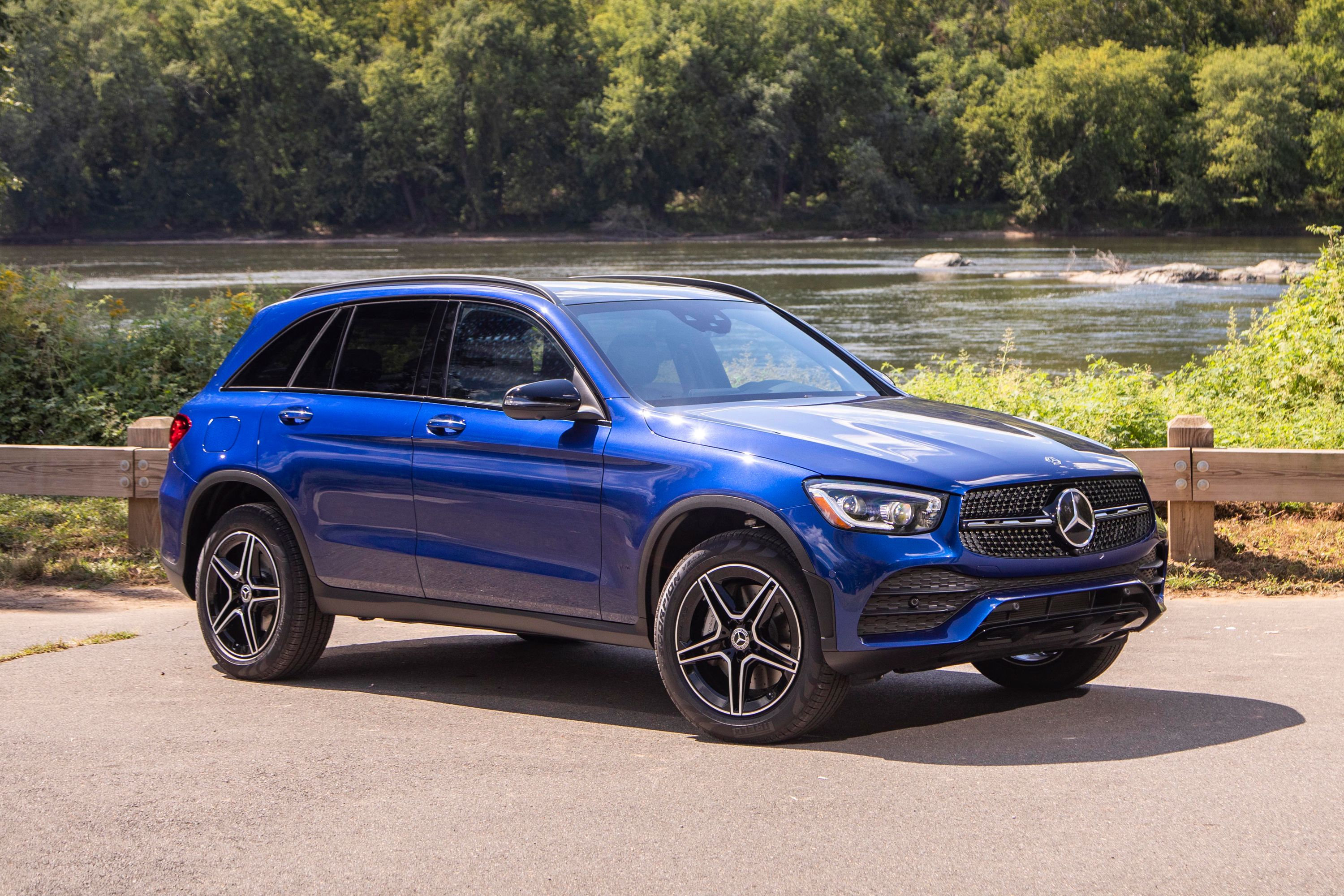 Mercedes Benz Glc Class Features And Specs