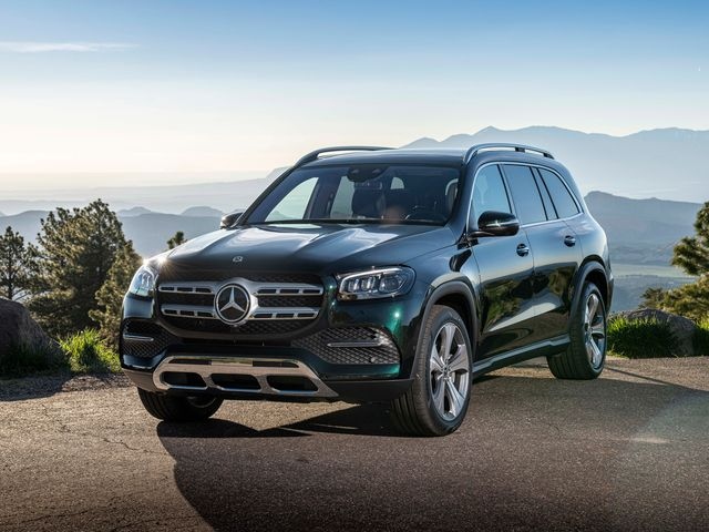 2021 Mercedes Benz Gls Class Review Pricing And Specs