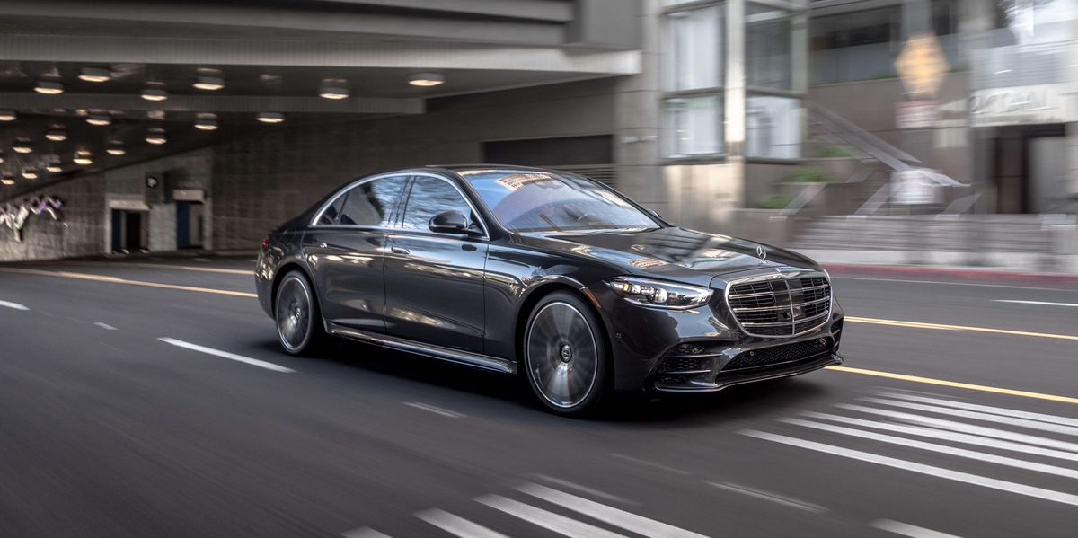 2021 Mercedes-Benz S580 Resets the Flagship