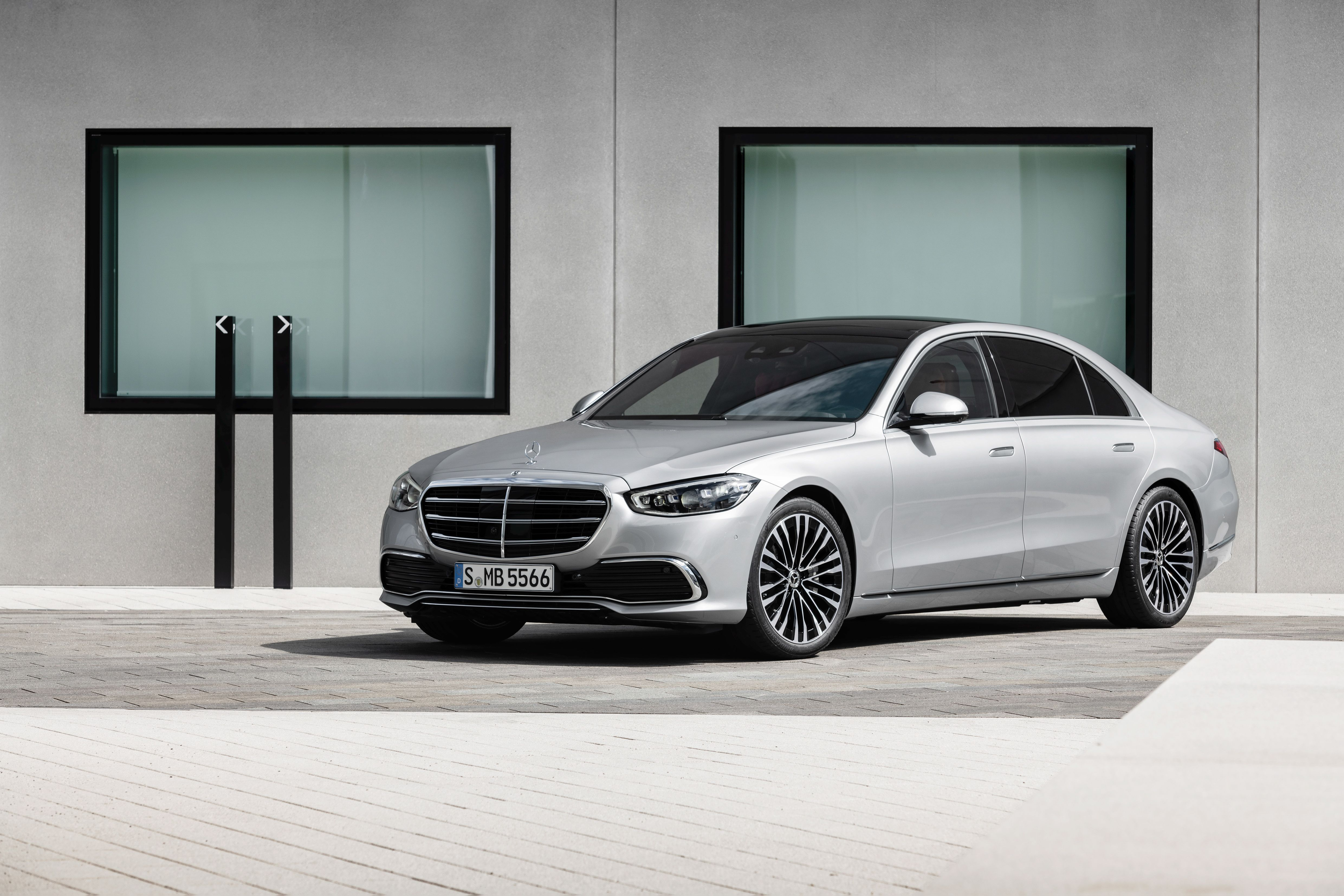 2021 Mercedes Benz S Class What We Know So Far
