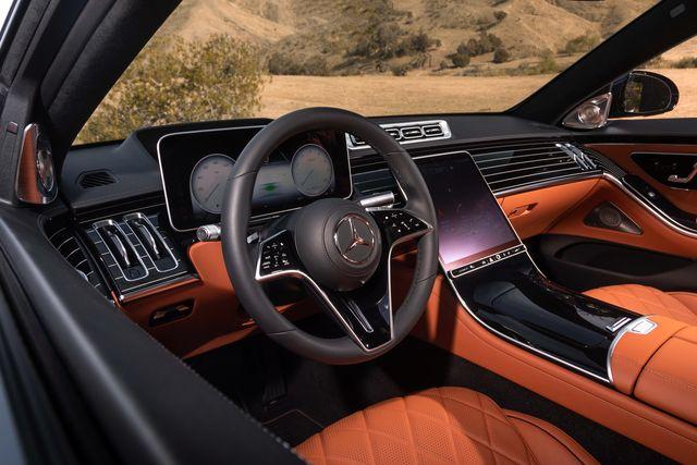 2021 mercedesbenz s 580 4matic sedan