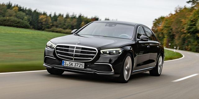 2021 Mercedes-Benz S-Class Advances the High-Tech Luxury Sedan
