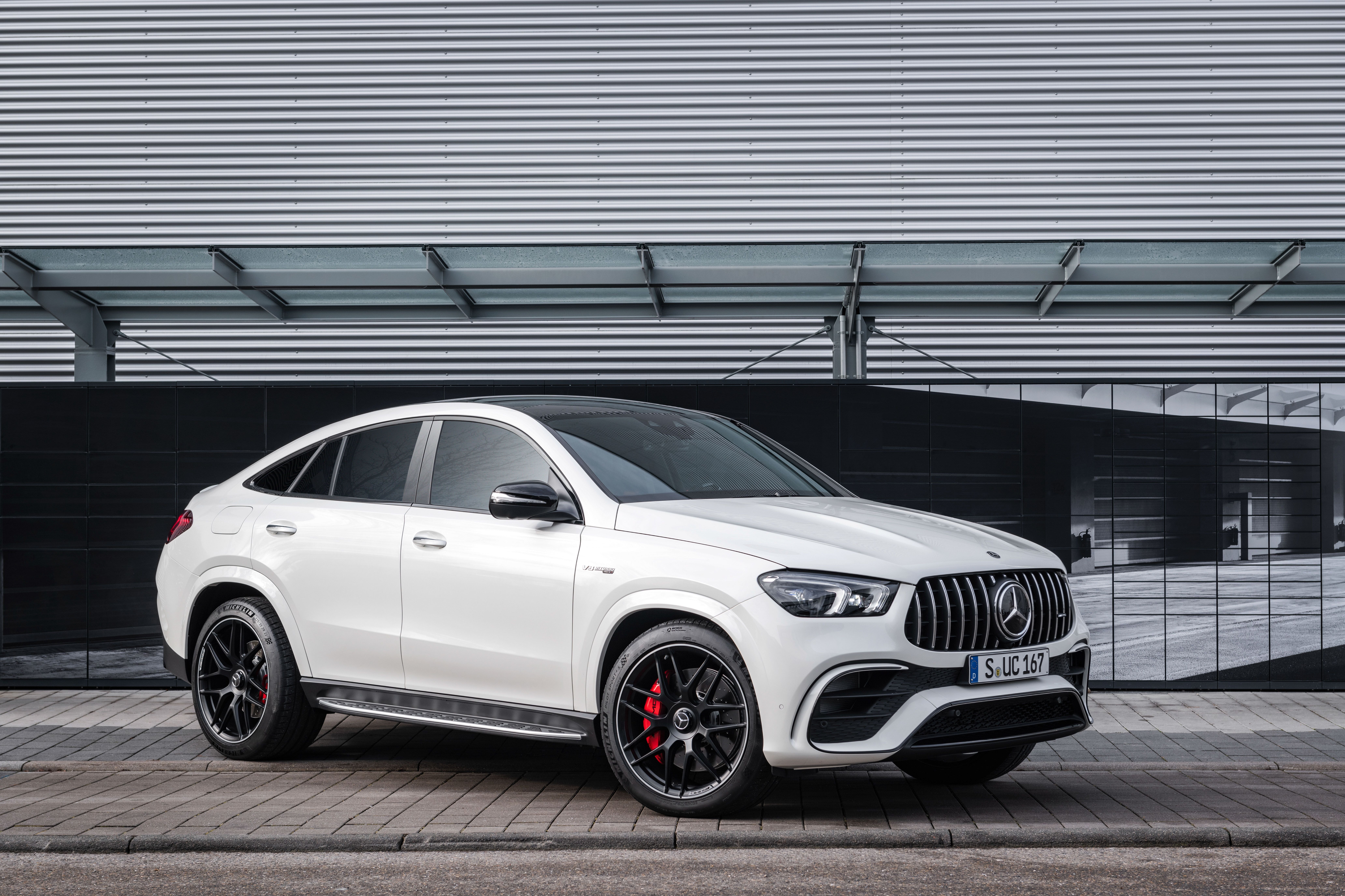 Mercedes Amg Goes Big Once Again With 603 Hp Gle63 S Coupe