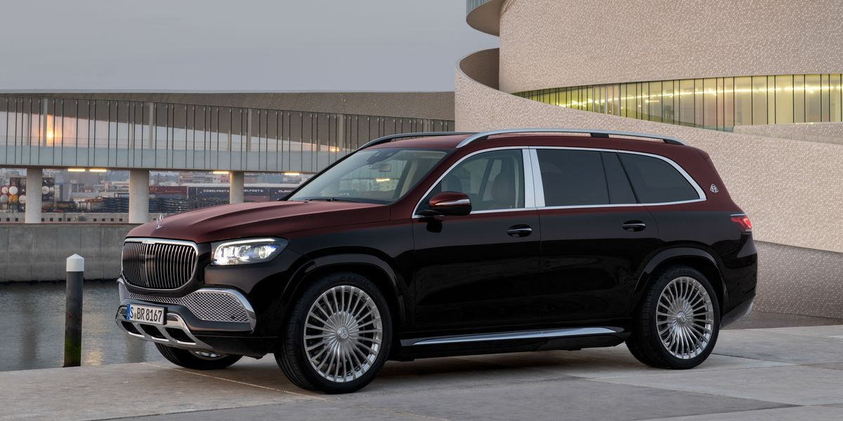 How (and Why) Mercedes Transforms its S-Class and GLS into Maybachs