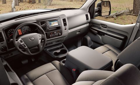 2021 Nissan Nv Review Pricing And Specs