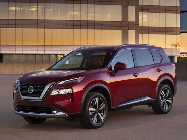 2021 Nissan Rogue Review Pricing And Specs