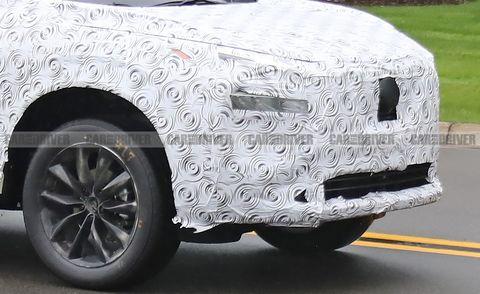 2021 Nissan Rogue Spy Photos – Redesigned Compact SUV