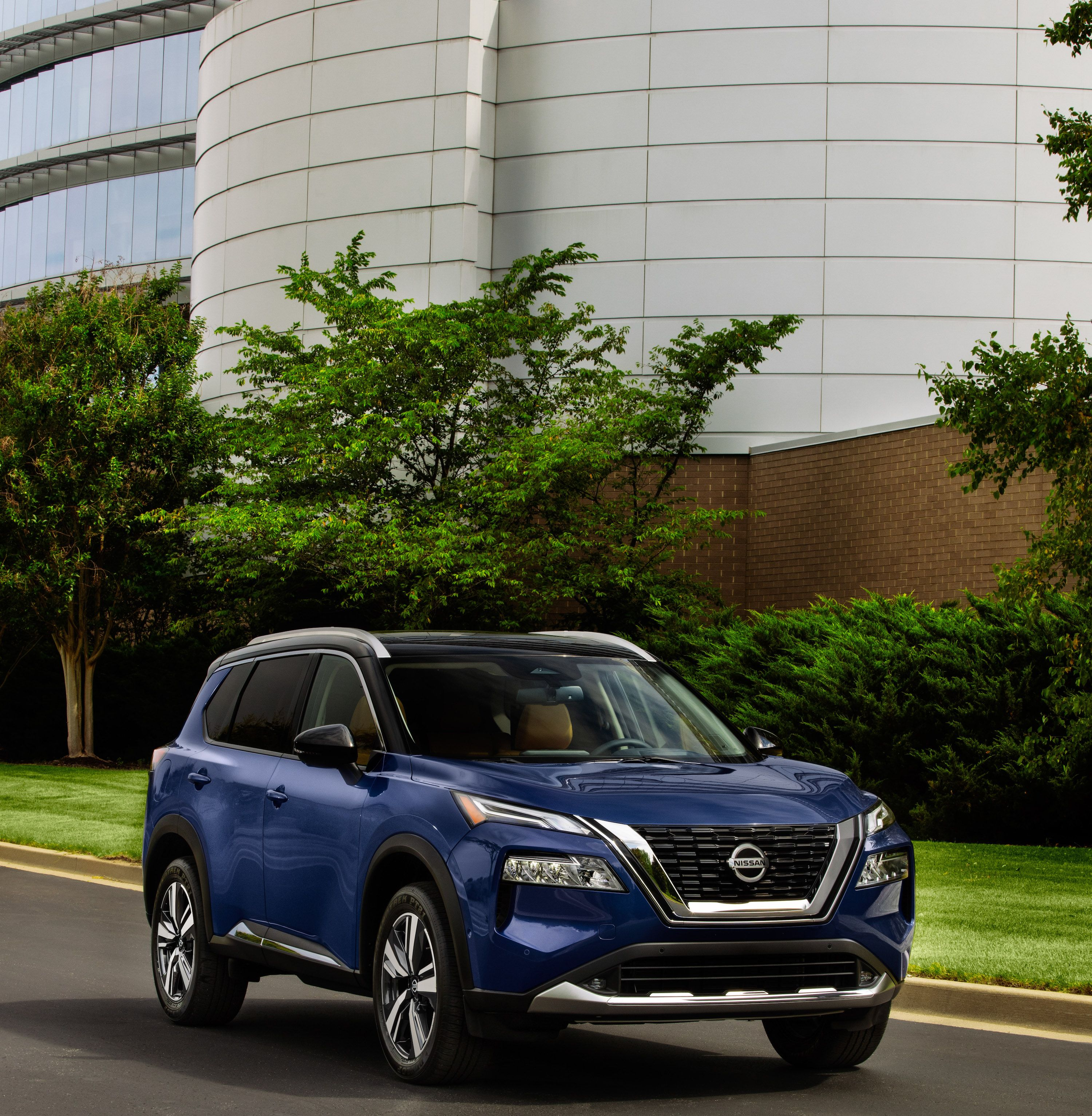 The All New Nissan Rogue Is A Surprising Improvement