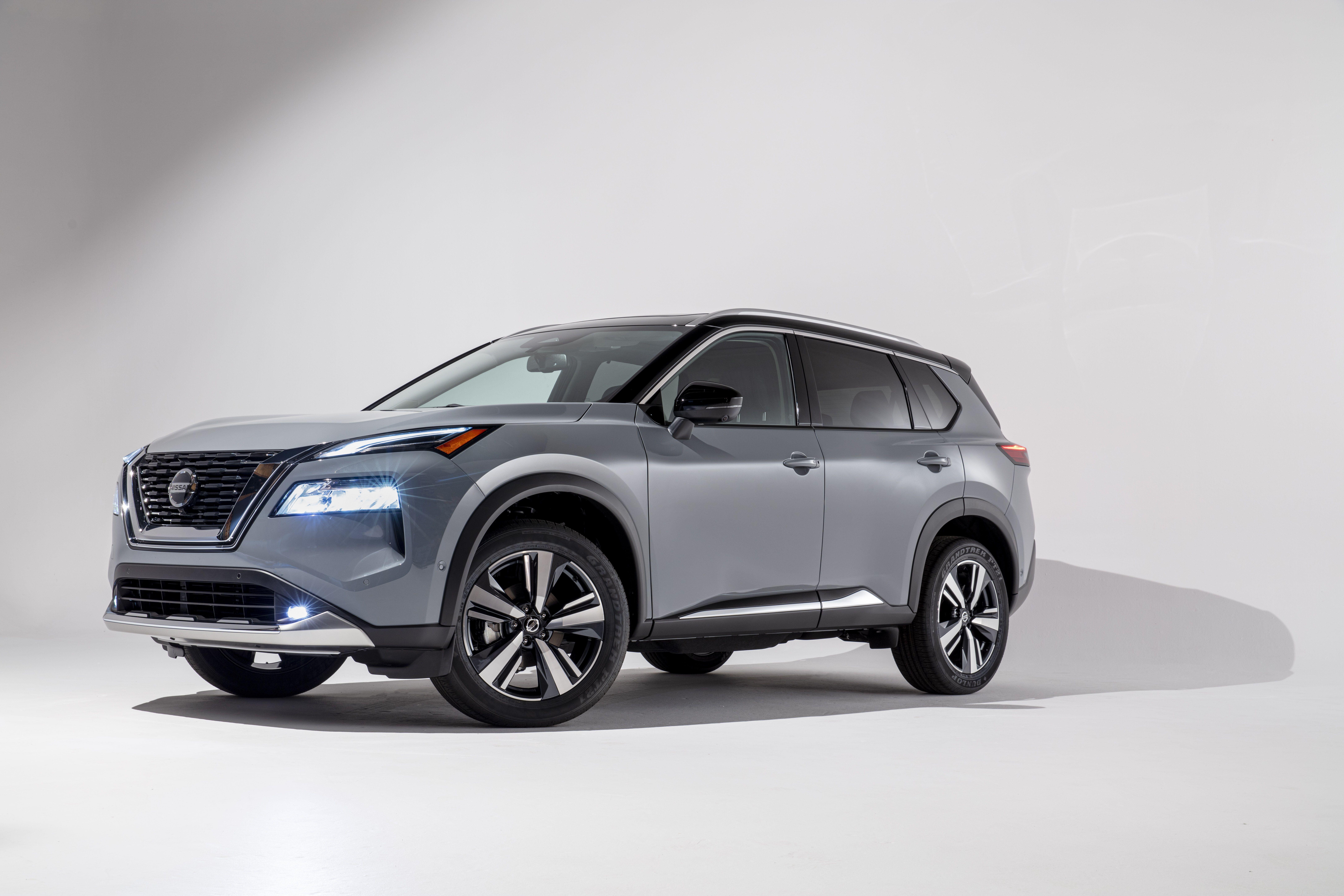 2021 Nissan Rogue Looks Like A Big Improvement