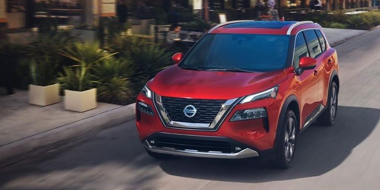 New 2021 Nissan X-TRAIL/Rogue Leaks Early,, Will Go on Sale Later This Year 2