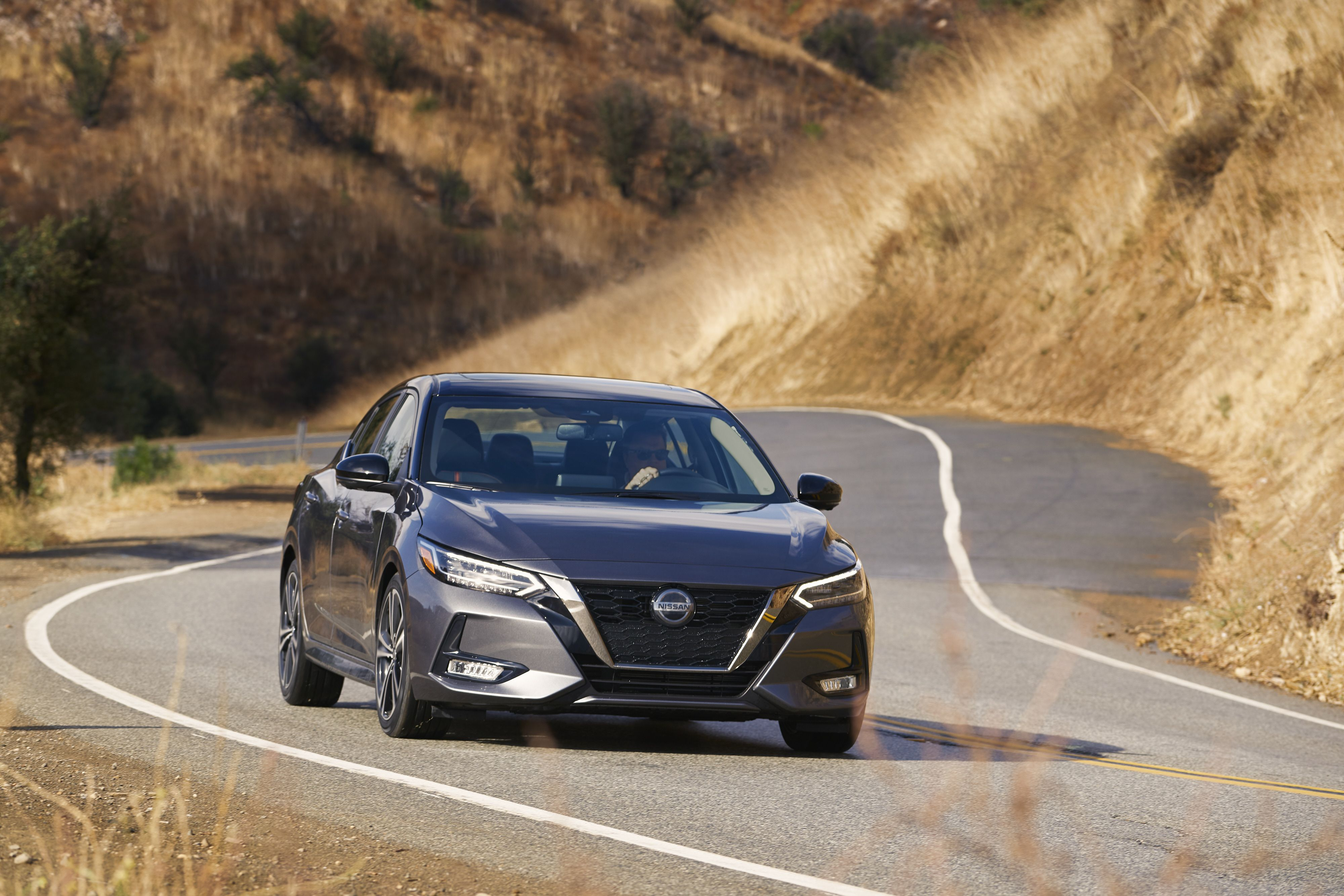 2021 Nissan Sentra Review Pricing And Specs The nissan sentra is a car produced by nissan since 1982. 2021 nissan sentra review pricing and specs