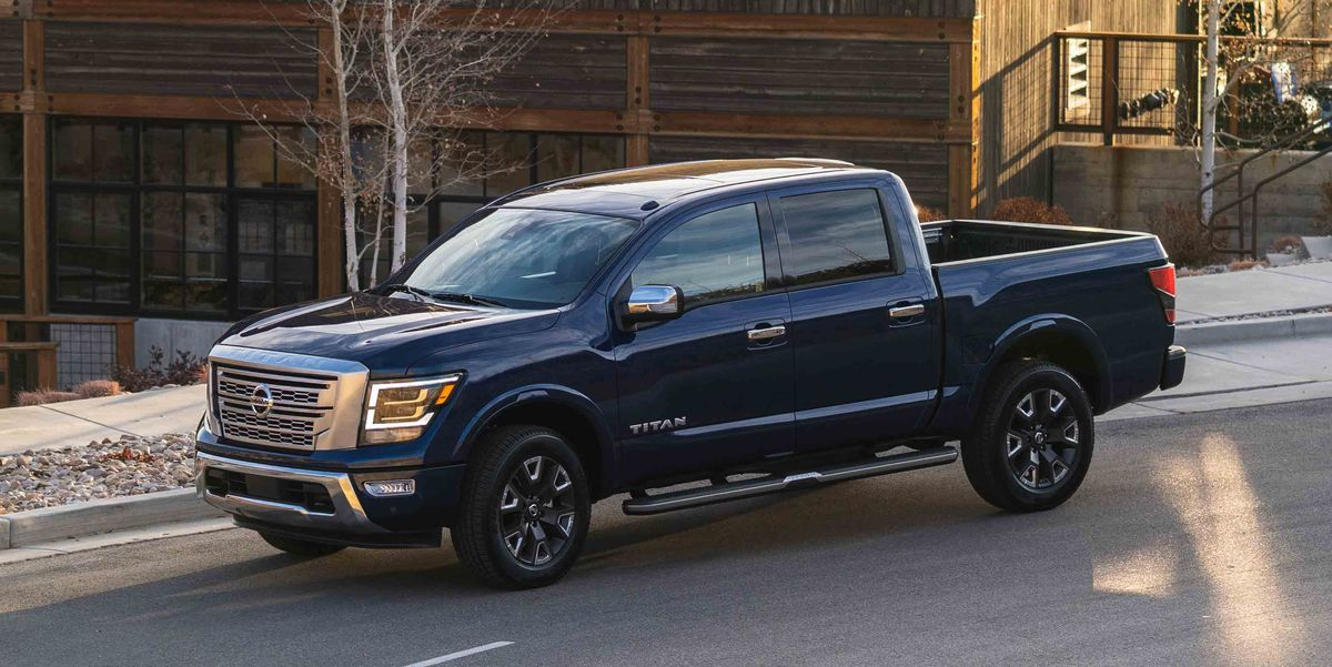 2021 Nissan Titan Review, Pricing, and Specs