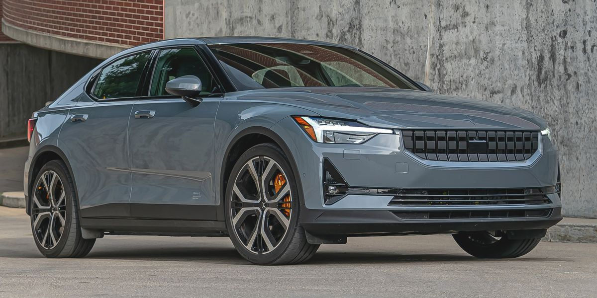 2021 Polestar 2 Review Pricing And Specs