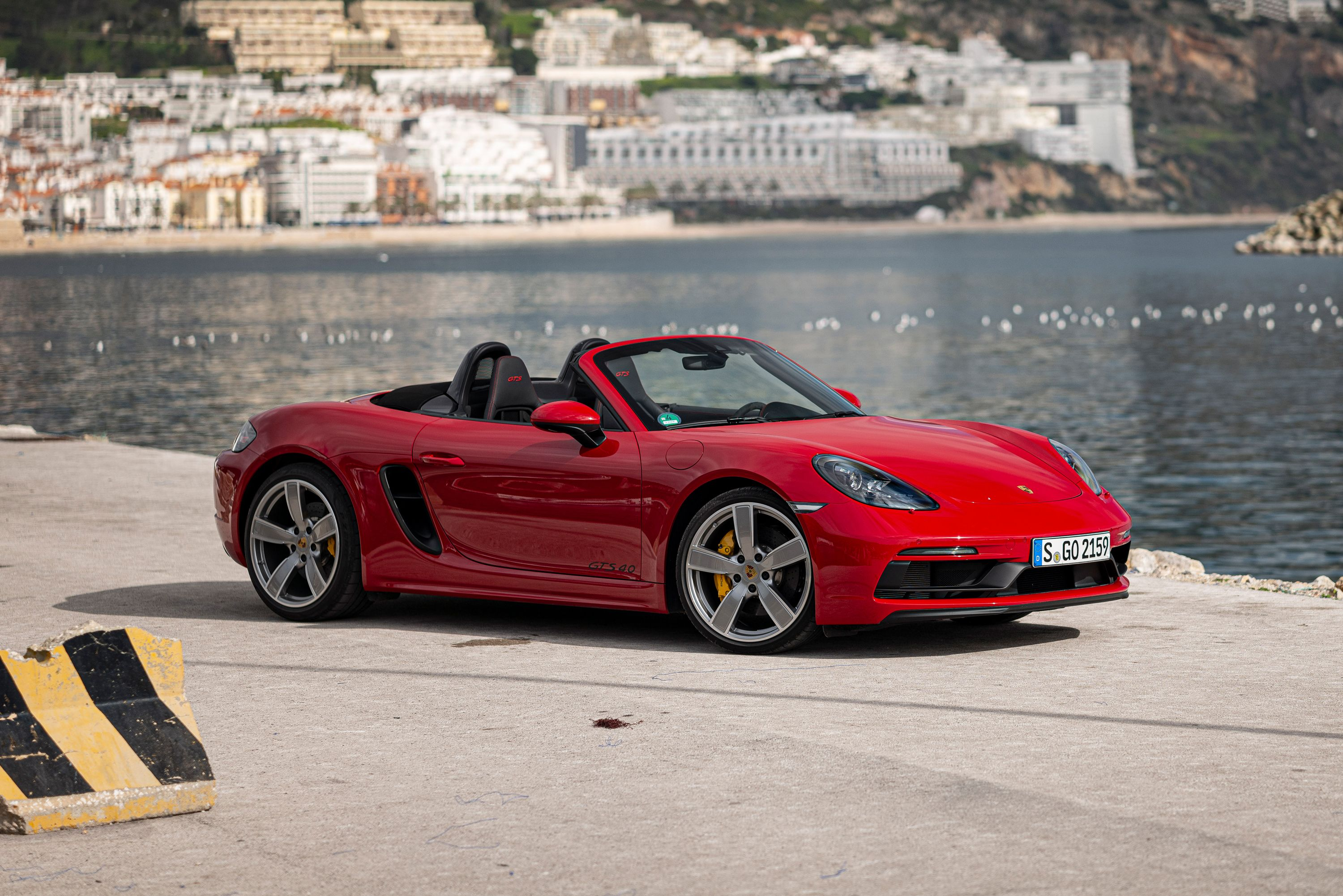 2021 Porsche 718 Boxster Review Pricing And Specs
