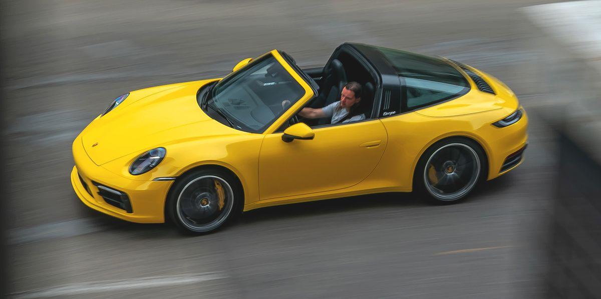 2021 Porsche 911 Targa 4 4s Borders On Spectacle