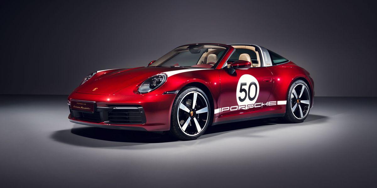 Porsche  cover image