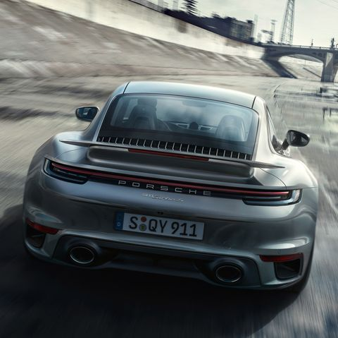 2021 Porsche 911 Turbo S Gets Lightweight Sport Packages