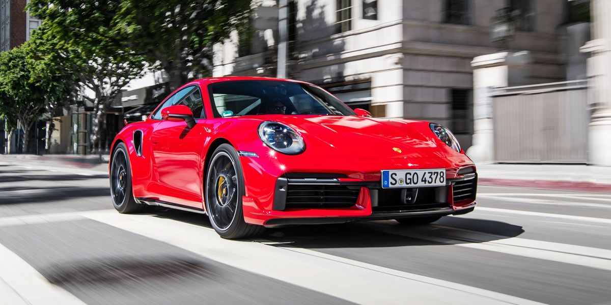 2021 Porsche 911 Turbo What We Know So Far