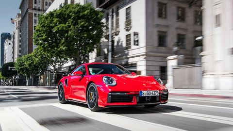 2021 Porsche 911 Turbo What We Know So Far