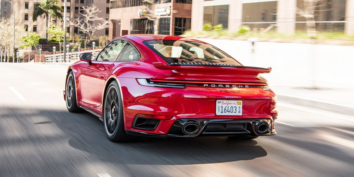 2021 Porsche 911 Turbo S Reminds Us What Fast Feels Like