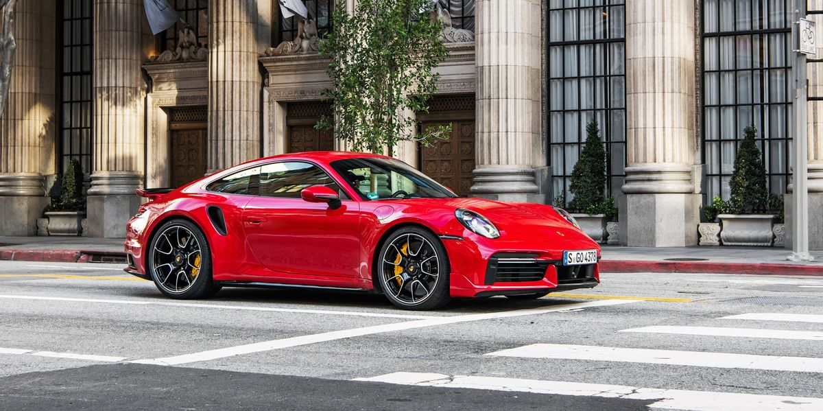 View In-Depth Photos of the 2021 Porsche 911 Turbo S Coupe