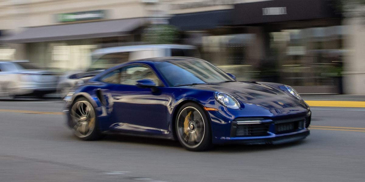 Tested: 2021 Porsche 911 Turbo S Reminds Us What Fast Feels Like
