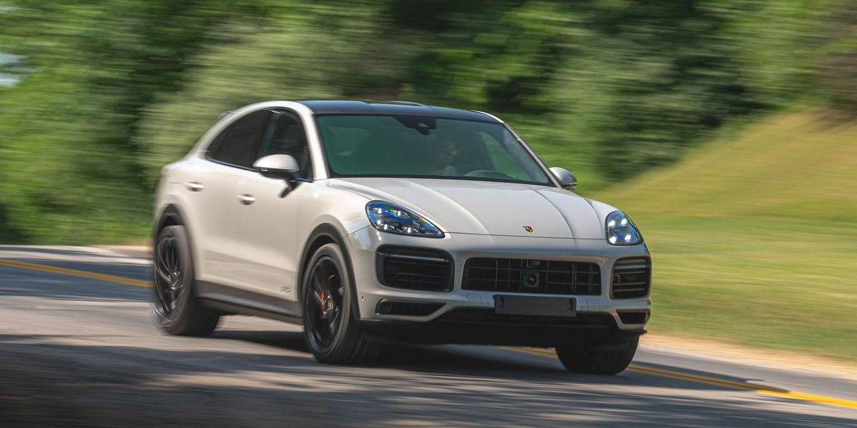 2021 Porsche Cayenne Coupe Review Pricing And Specs