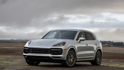 2021 Porsche Cayenne Turbo Turbo S Review Pricing And Specs