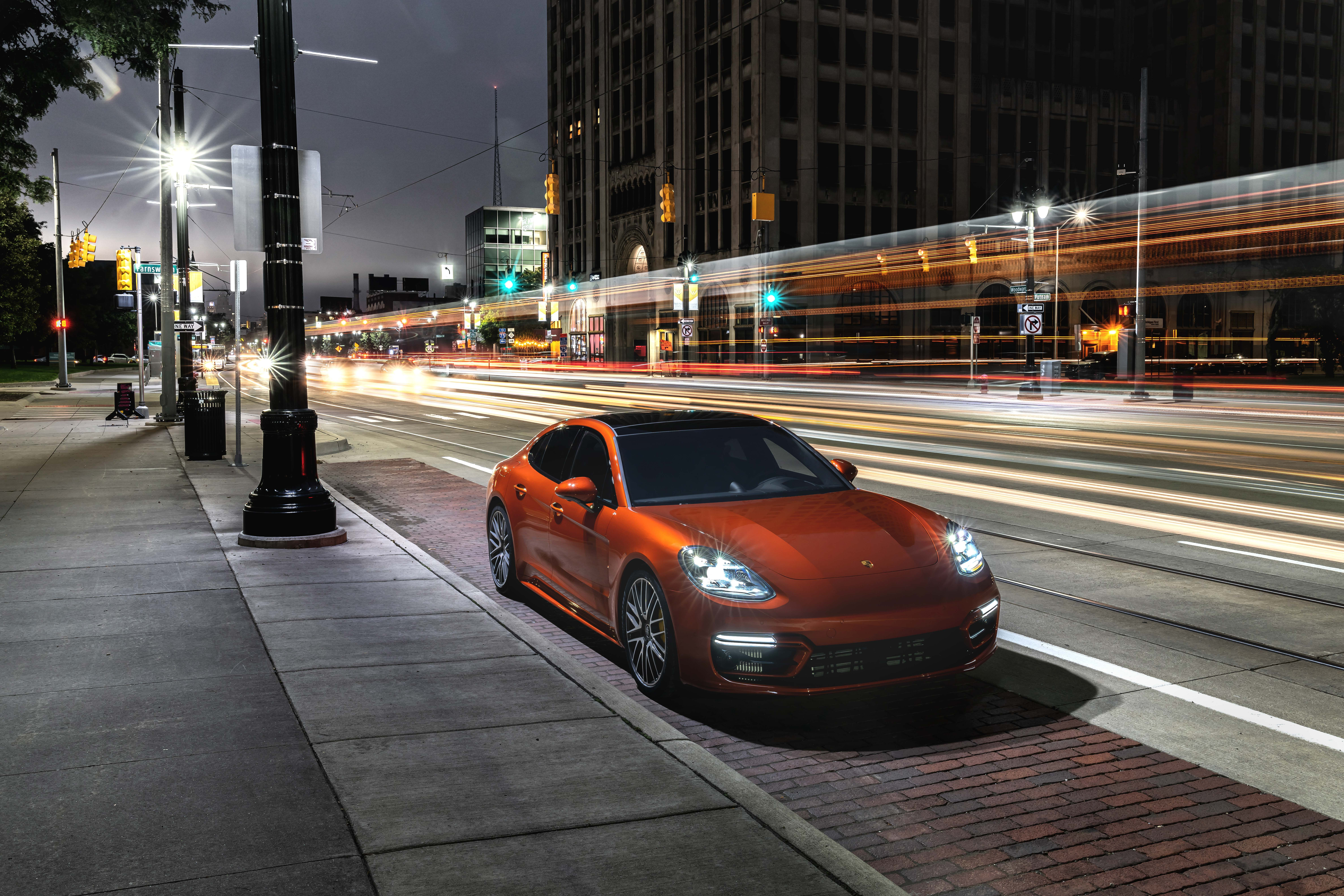 2021 Porsche Panamera Turbo Review Pricing And Specs