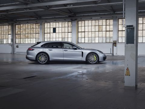 all the new porsche panameras for 2021