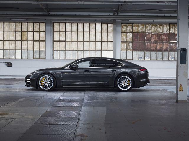 check out the porsche panamera turbo s e hybrid for 2021