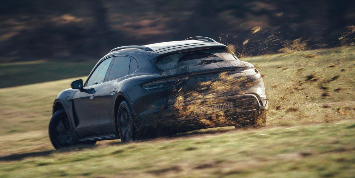 2021 Porsche Taycan Turbo S Cross Turismo: A More Versatile Rocket