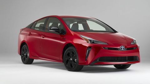 2021 toyota prius 2020 edition front