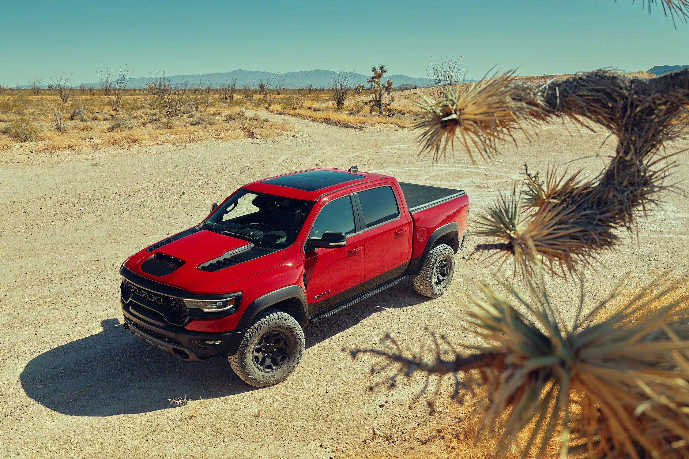 2021 Ram 1500 Trx Review Pricing And Specs