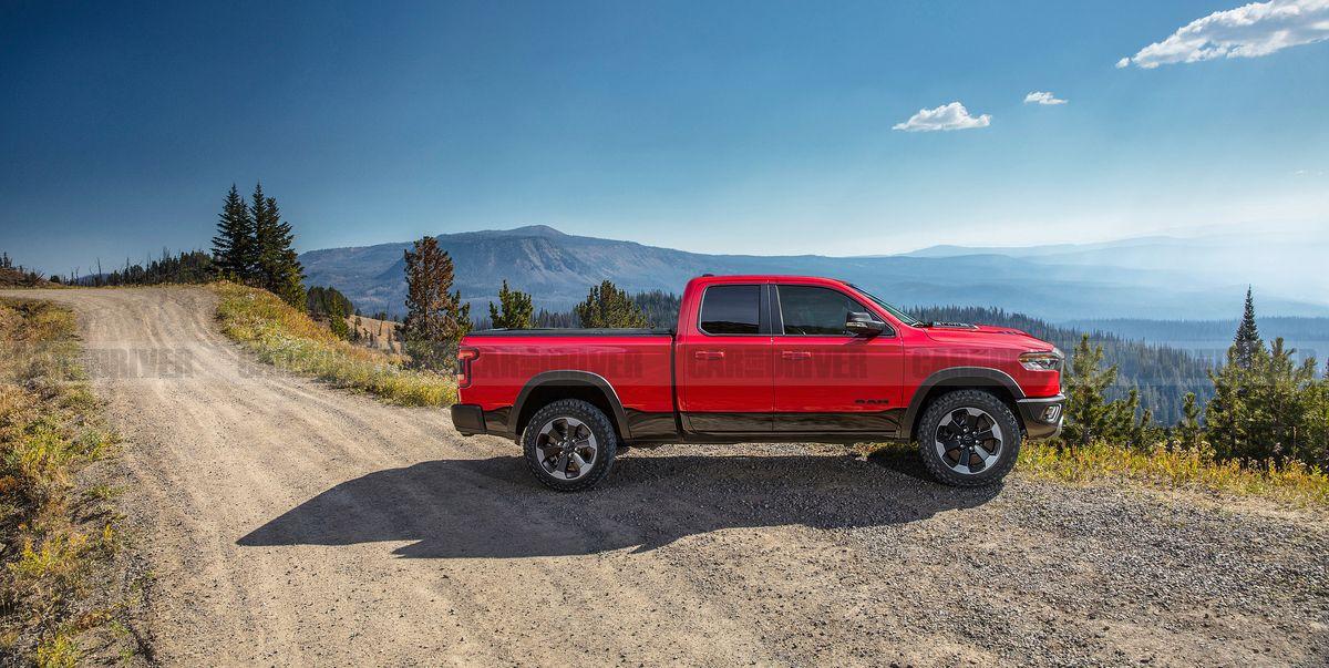 2021 Ram Dakota Truck – Mid-Size Pickup