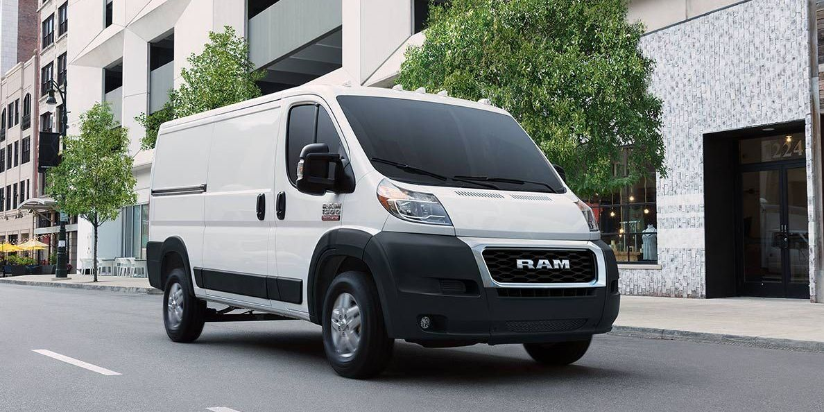 2021 Ram Promaster Review Pricing And Specs