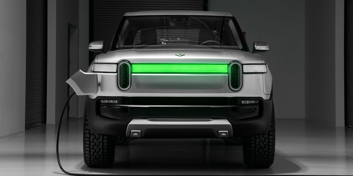 Ford Ties Up With Rivian On New Electric Vehicle Details