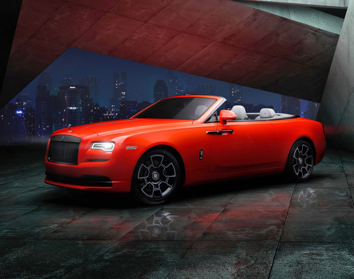 2021 Rolls Royce Dawn Review Pricing And Specs