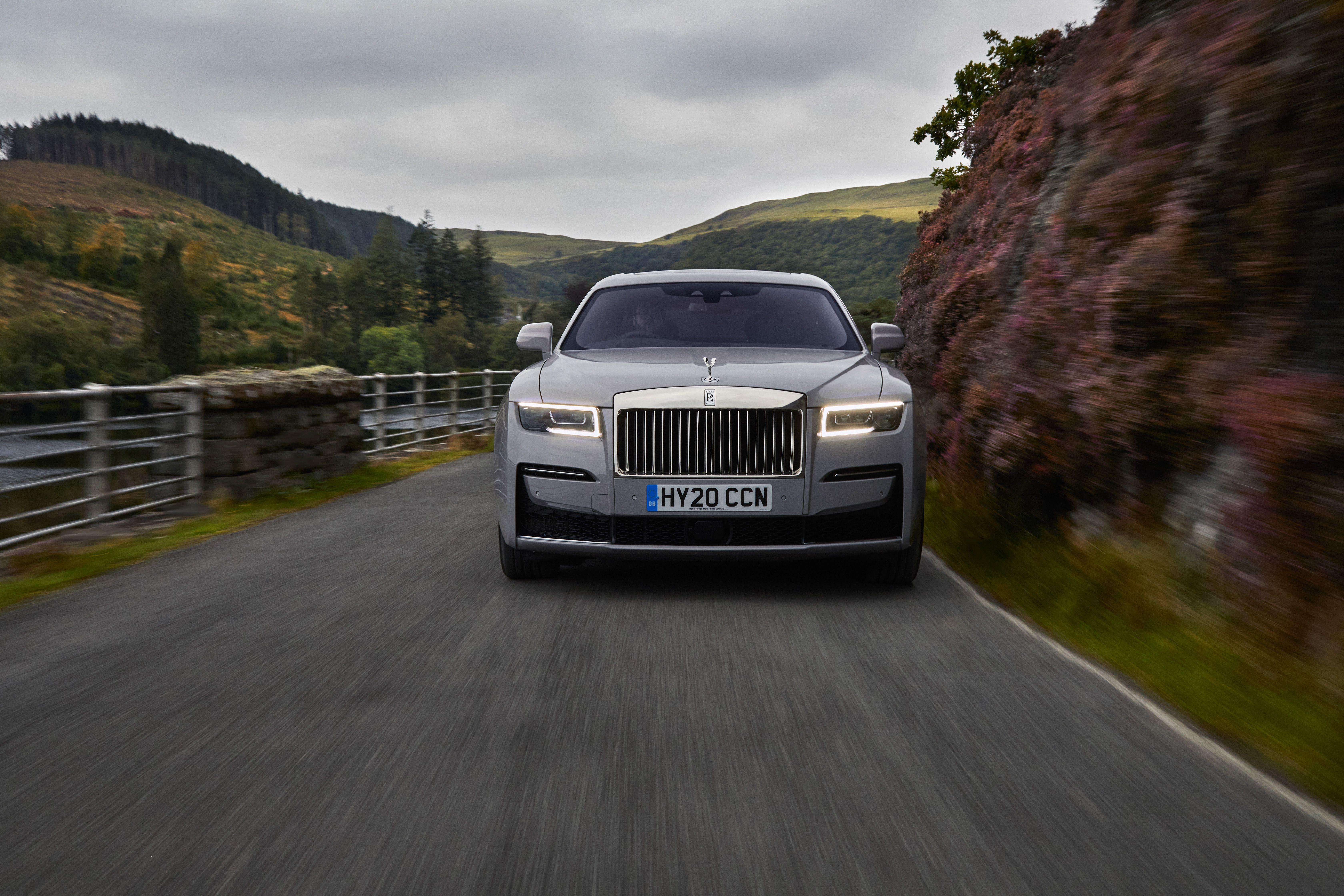 2021 Rolls Royce Ghost Marks An Opulent Evolution