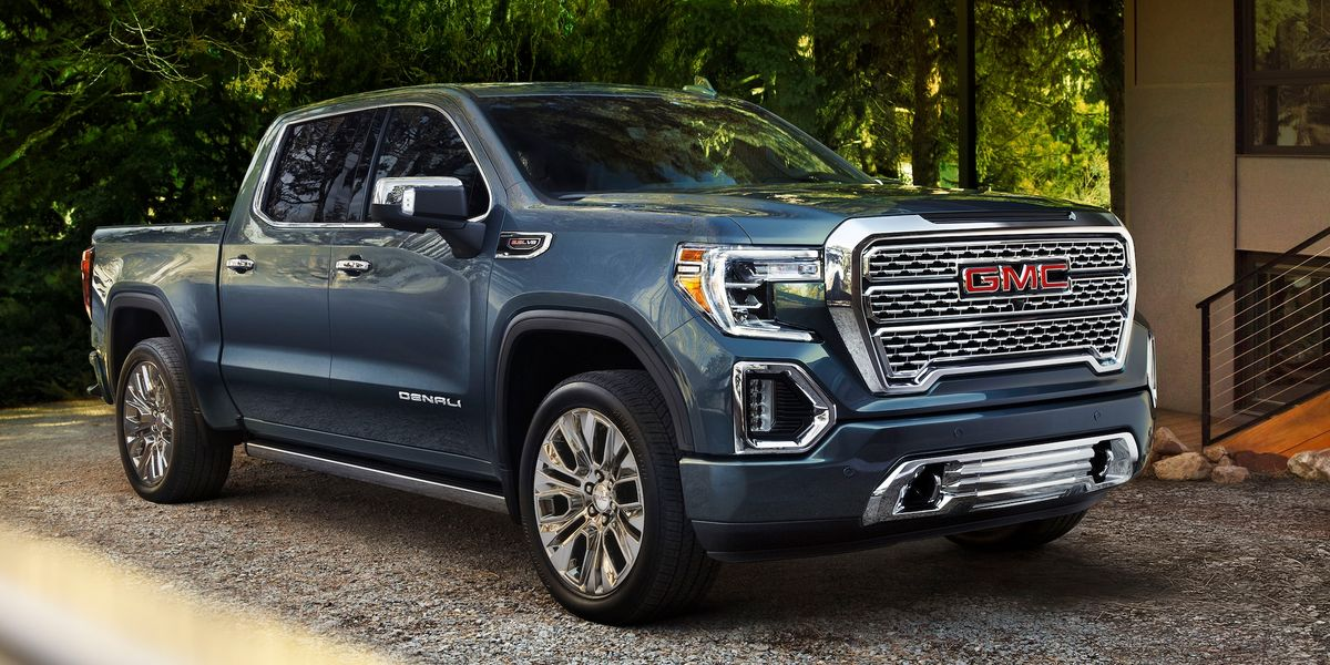 2021 GMC Sierra 1500 Review, Pricing, and Specs