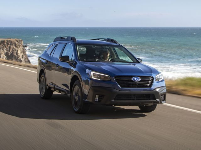 2021 Subaru Outback Review Pricing And Specs