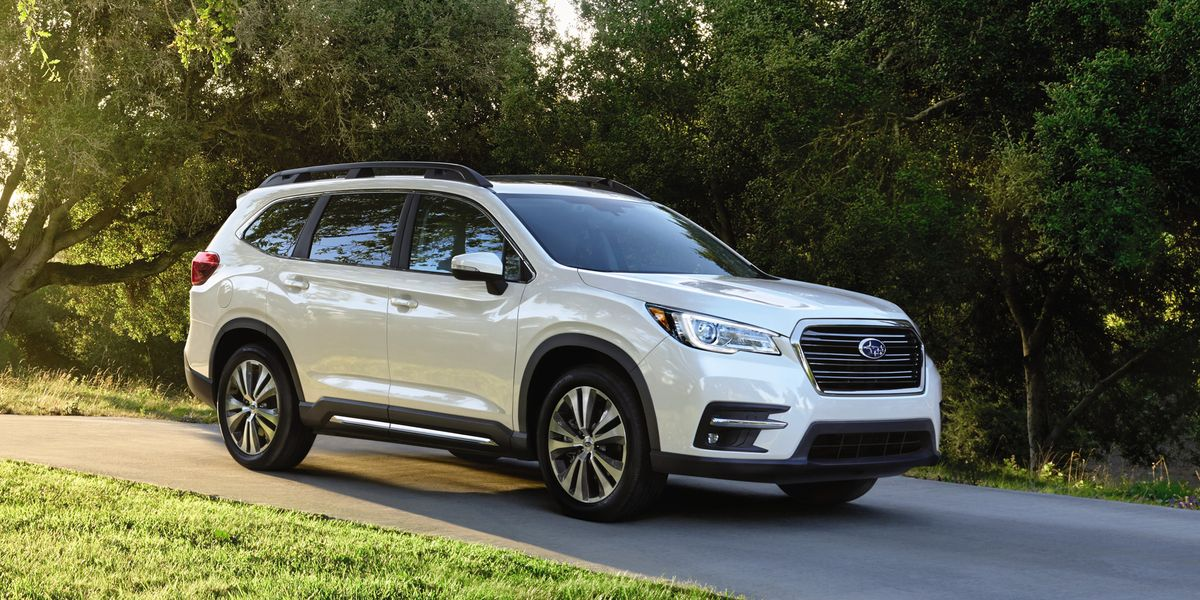 2021 Subaru Ascent Review Pricing And Specs