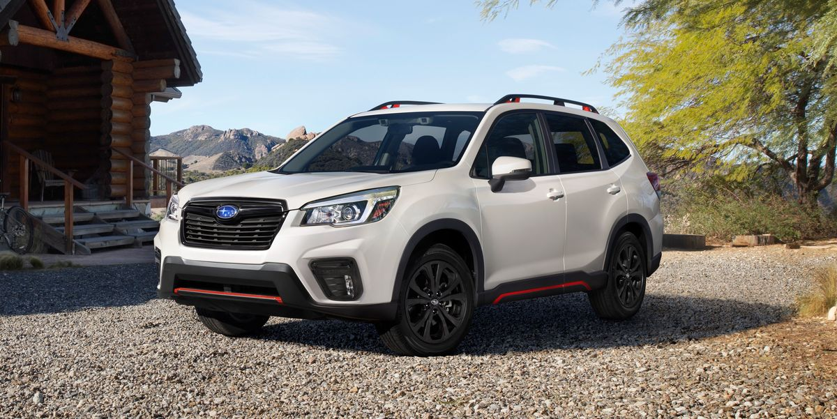 2021 Subaru Forester Review Pricing And Specs