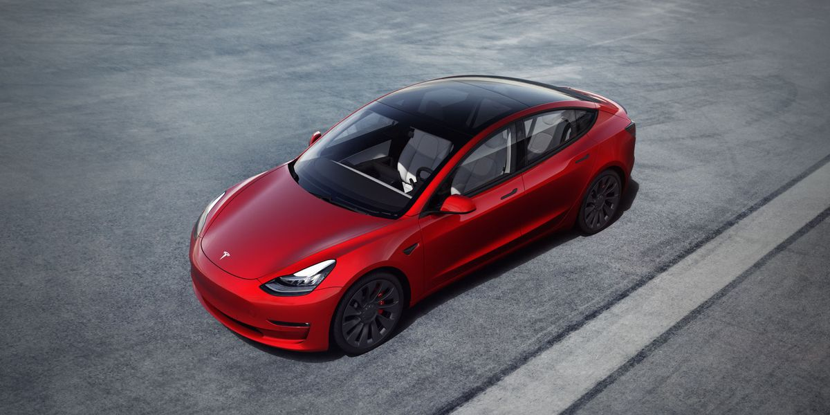 2021 Tesla Model 3 Review, Pricing, and Specs
