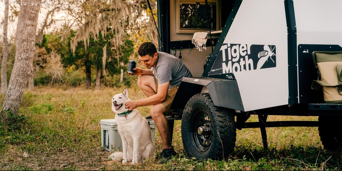 Two of Our Favorite Camping Trailers Are Now Prepped for Overlanding