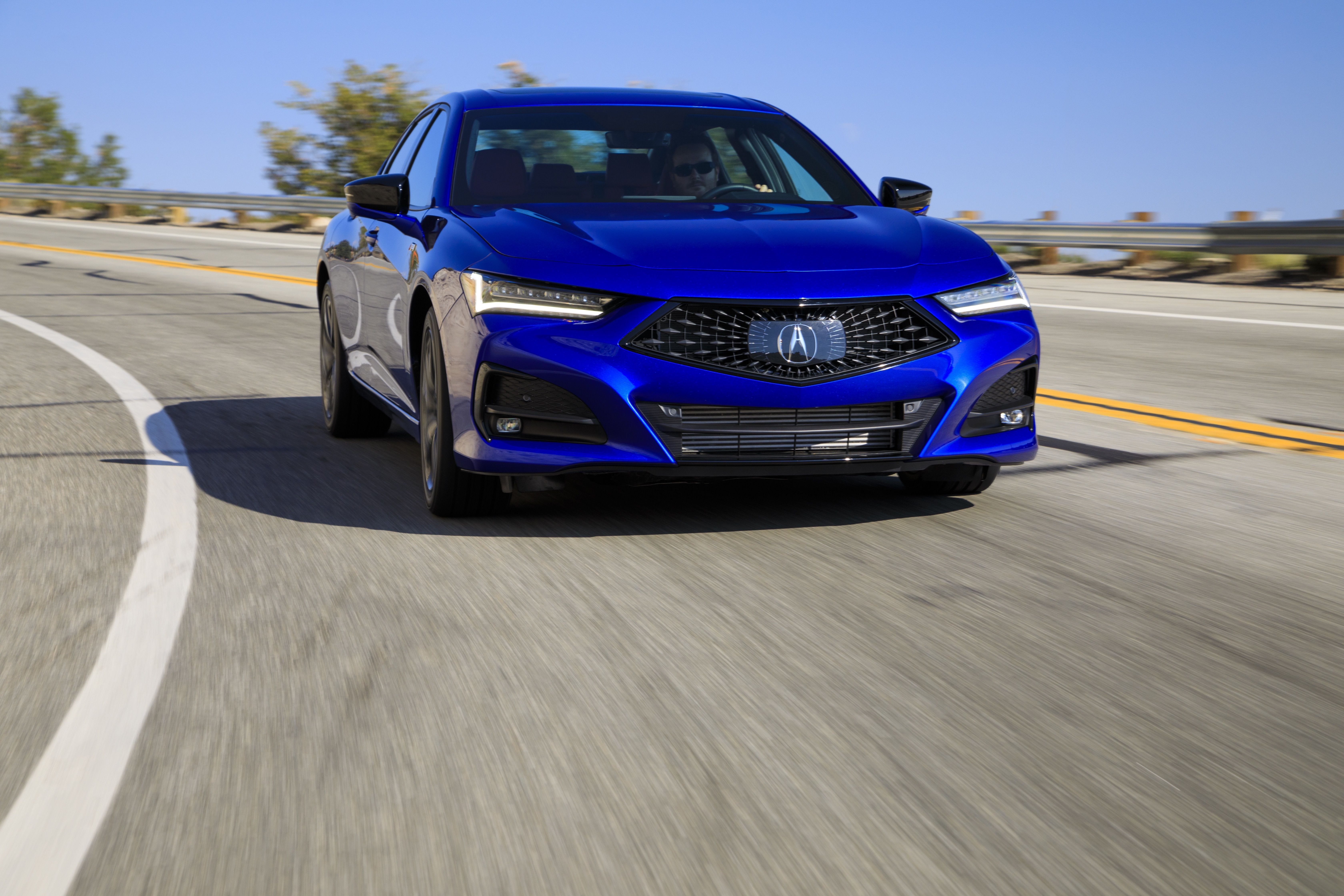 The 2021 Acura Tlx Whets Our Appetite For The Coming Type S